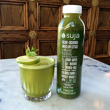 Suja Cocktail Secret Garden