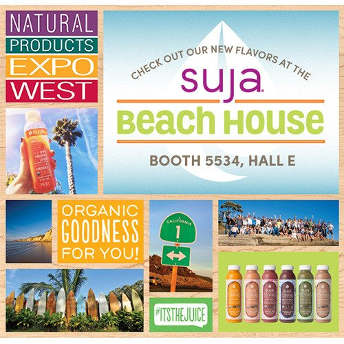 suja expo west