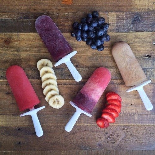 Summer Suja Popsicles recipe